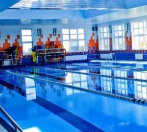 Водопідготовка для басейнів